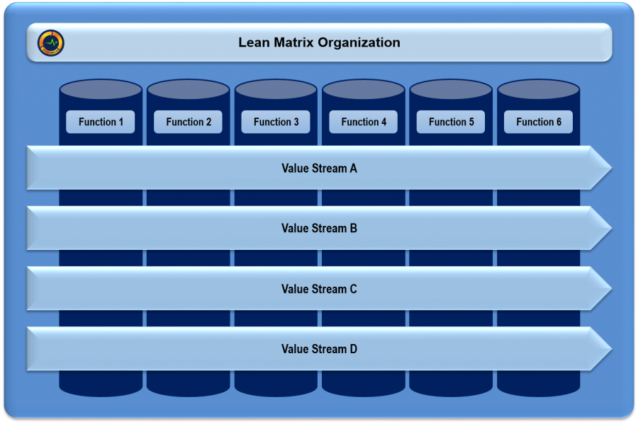 Lean Matrix Organization