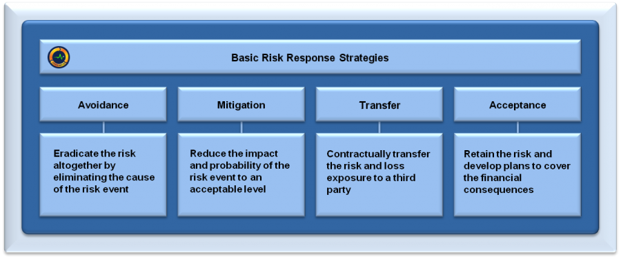 PM Basic Risk Response Strategies